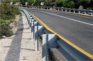 Harga Guardrail Jalan Permeter Murah Galvanis Hotdeep Tahan Lama